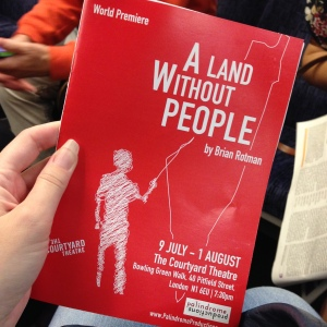A Land Without People (Palindrome Productions)