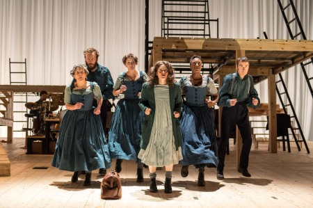Jane Eyre, National Theatre