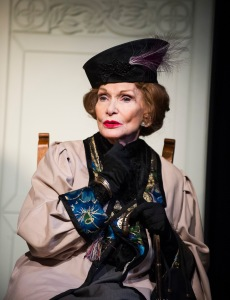 Sian Phillips in The Importance of Being Earnest