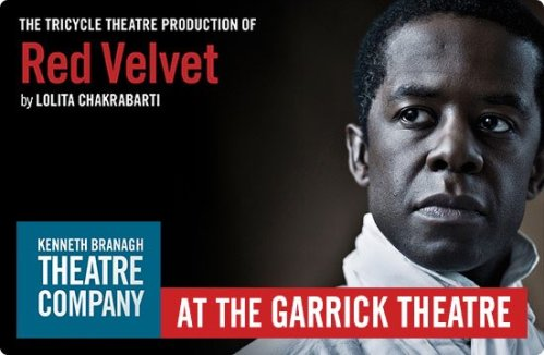 Red Velvet at the Garrick