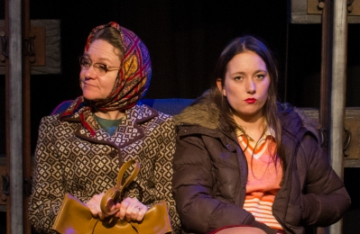 Transports, Pleasance Theatre