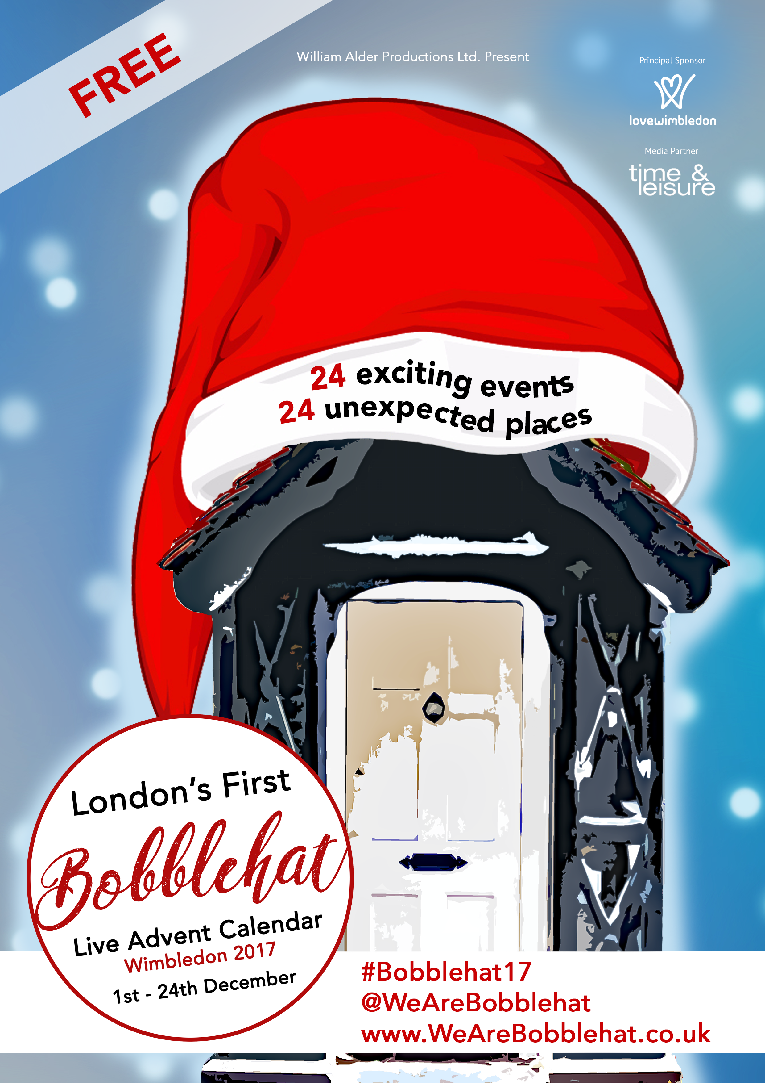 903ac95edeb Attending a Bobblehat event is easy – and if you re out and about in  Wimbledon you might even find yourself turning up to one by accident…