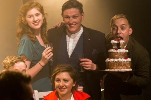 The White Rose at Brockley Jack Studio Theatre