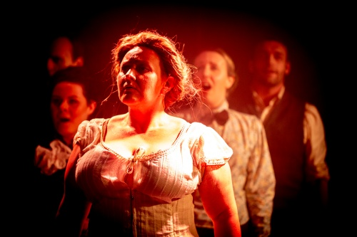 Queen of the Mist at Brockley Jack Studio Theatre