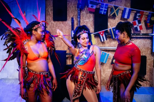 J'Ouvert at Theatre503